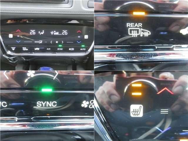 ホンダ ヴェゼル ハイブリッドX・ホンダセンシング 4WD VSA 社外ナビ
