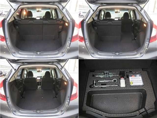 13G・F 4WD 社外メモリーナビ バックカメラ ETC(7枚目)