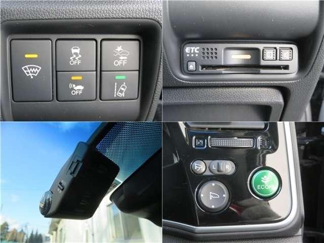 ハイブリッドEX・ホンダセンシングブラックスタイル 4WD(4枚目)