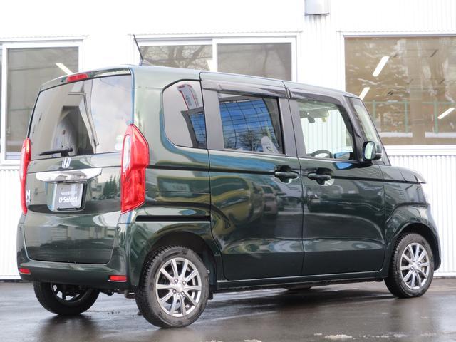 「ホンダ」「N-BOX」「コンパクトカー」「北海道」の中古車65