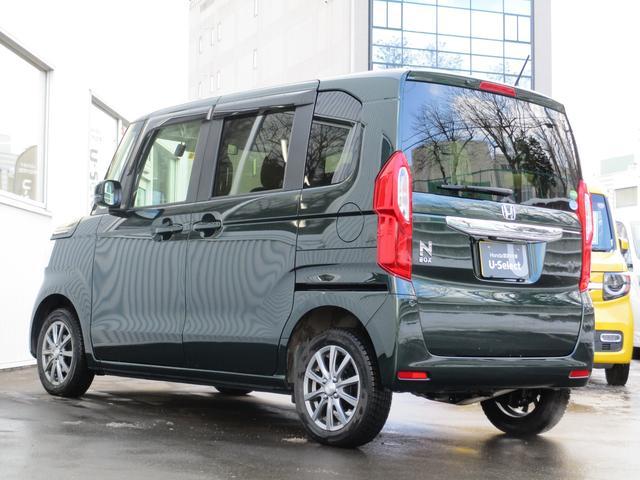 「ホンダ」「N-BOX」「コンパクトカー」「北海道」の中古車67