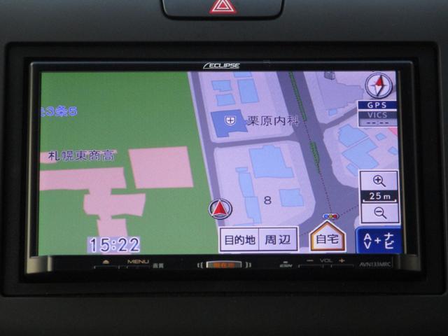 G 4WD 社外メモリーナビ 片側電動ドア 横滑防止(27枚目)