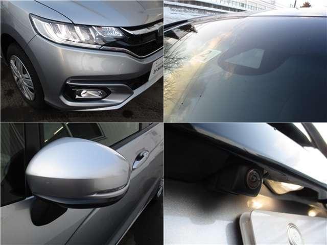 13G・L ホンダセンシング 4WD 試乗車アップ ワンオーナー 純正ナビ(9枚目)