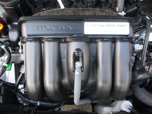 13G・L ホンダセンシング 4WD 試乗車アップ ワンオーナー 純正ナビ(80枚目)