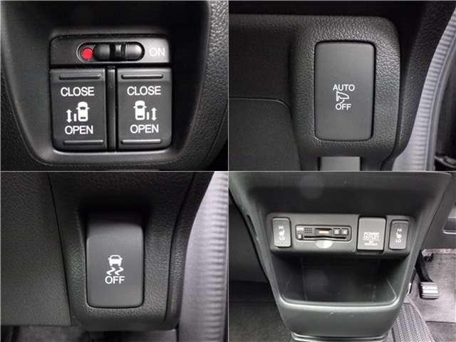 G・ターボLパッケージ 4WD 純正ナビ 純正エンスタ 両側電動スライド(4枚目)