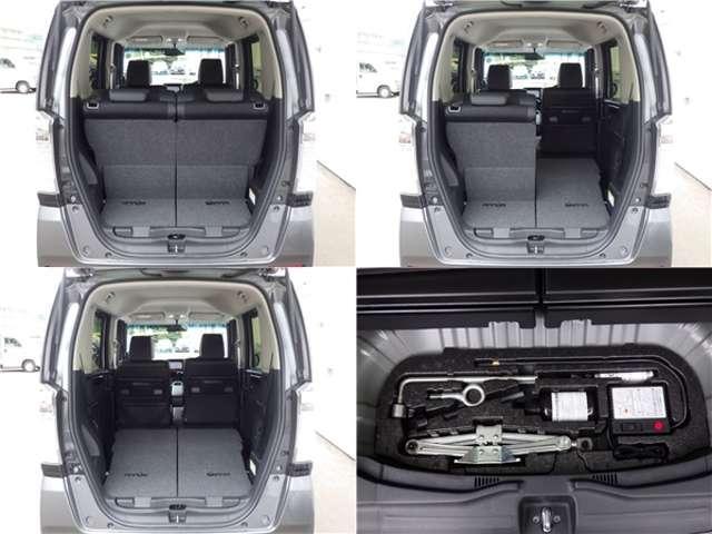 G・ターボLパッケージ 4WD 純正ナビ 純正エンスタ 両側電動スライド(8枚目)