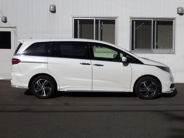 アブソルート 4WD 社外HDDナビ 衝突軽減 社外エンスタ(14枚目)
