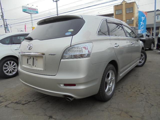 エアリアル 4WD 純正ナビ・TV 寒冷地仕様車(4枚目)