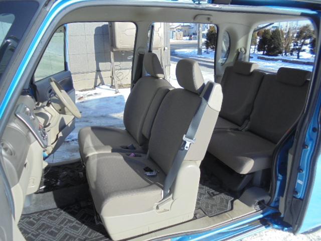 Xスペシャル 4WD 左スライドドア(11枚目)