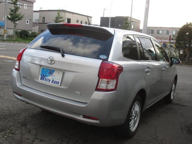 「トヨタ」「カローラフィールダー」「ステーションワゴン」「北海道」の中古車7