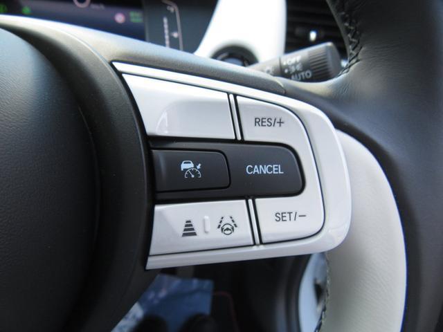 e:HEVホーム ホンダセンシング 横滑り防止 クルーズコントロール LEDライト オートライト オートエアコン スマートキー ドアミラーヒーター アイドリングストップ(56枚目)