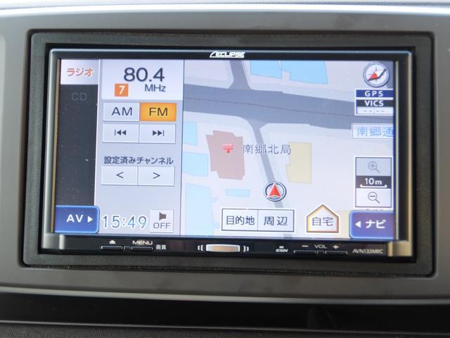 G・Lパッケージ 4WD 社外ナビ CD HID 横滑防止(2枚目)