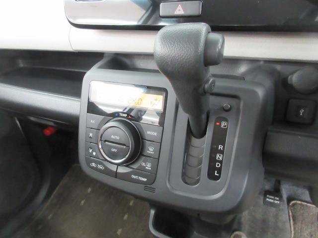 X FOUR 4WD 純正CD リヤカメラ 社外エンスタ アイドルストップ イモビライザー オートエアコン プッシュスタート スマートキー シートヒーター 冬タイヤ付き(29枚目)