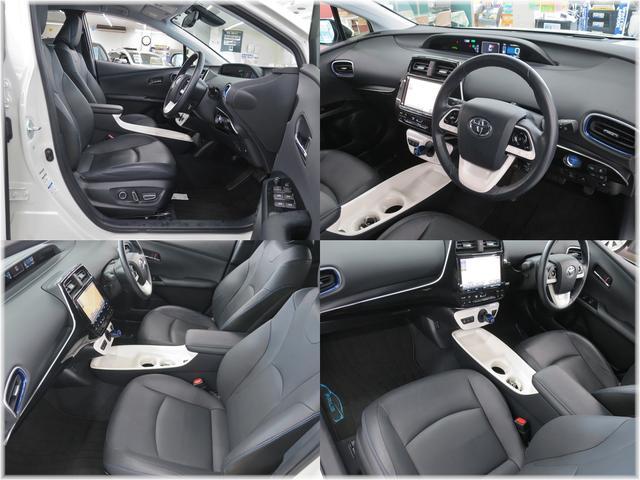 トヨタ プリウス Aプレミアムツーリングセレクション 4WDセーフティセンス