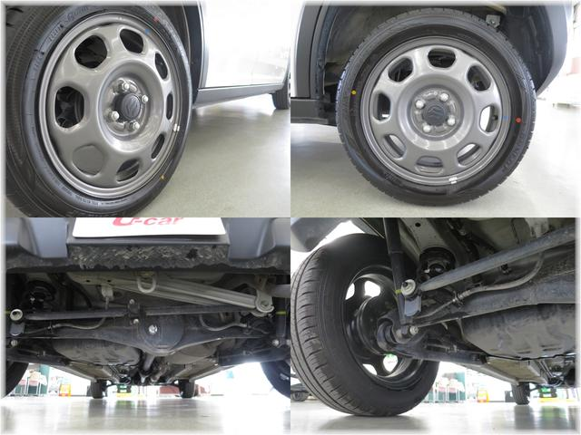 スズキ ハスラー G 4WD 衝突軽減ブレーキ 横滑り防止 社外ナビ