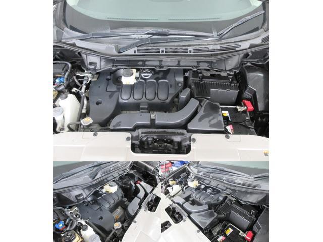 ■エンジンルーム■状態は良好です。腐食も少なく安心してお乗り頂けます。