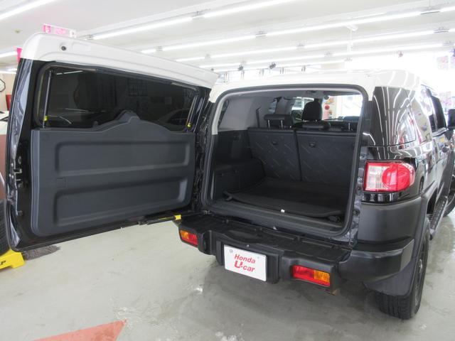「トヨタ」「FJクルーザー」「SUV・クロカン」「北海道」の中古車48