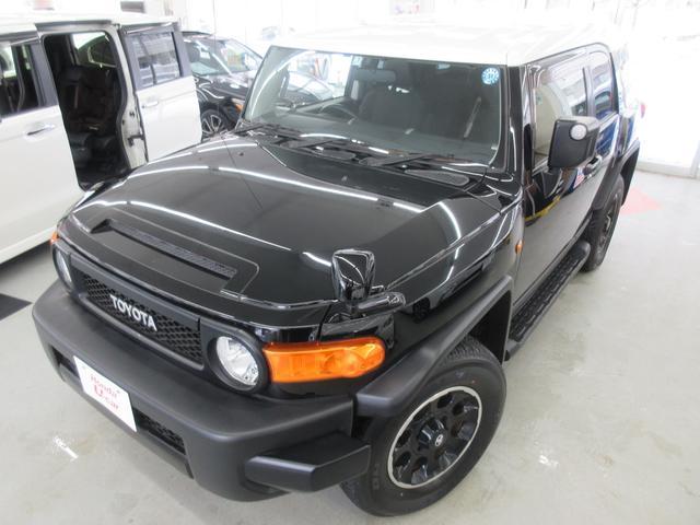 「トヨタ」「FJクルーザー」「SUV・クロカン」「北海道」の中古車58