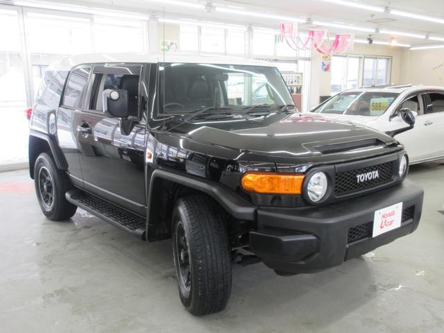 「トヨタ」「FJクルーザー」「SUV・クロカン」「北海道」の中古車60