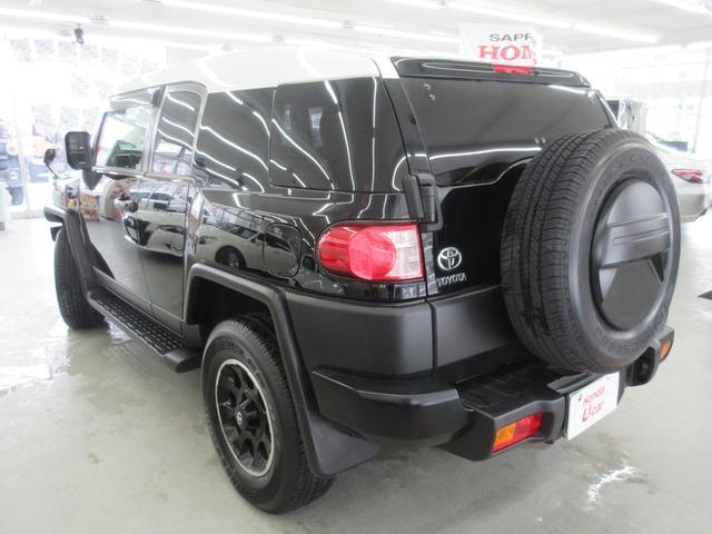 「トヨタ」「FJクルーザー」「SUV・クロカン」「北海道」の中古車65
