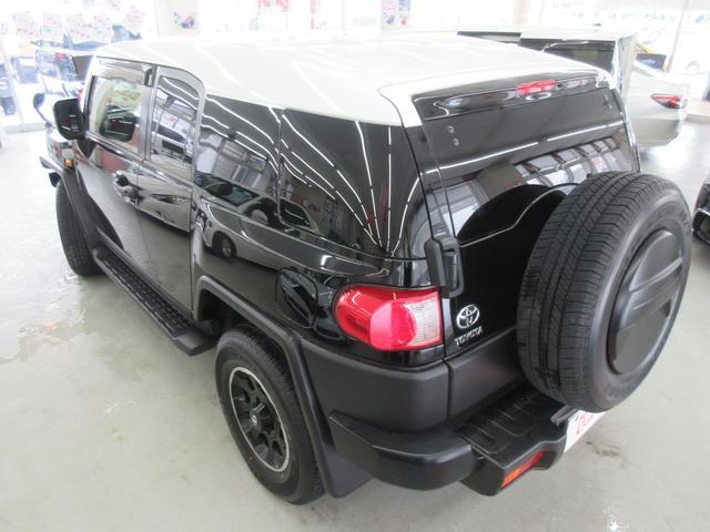 「トヨタ」「FJクルーザー」「SUV・クロカン」「北海道」の中古車66