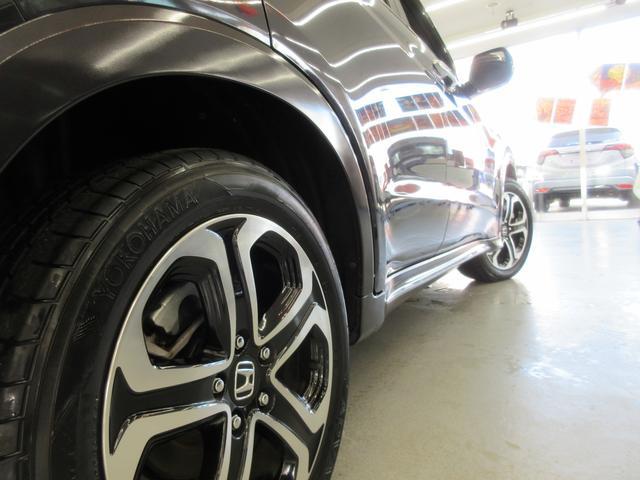 ハイブリッドZ・ホンダセンシング 4WD 衝突軽軽減ブレーキ レーンキープ レーダークルーズコントロール スマートキー LEDヘットライト 横滑り防止VSA 純正ナビ バックカメラ シートヒーター ETC(31枚目)
