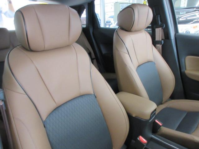 e:HEVリュクス 4WD ホンダセンシング ホンダコネクト フルLEDヘッドライト シートヒーター ステアリングヒーター アームレスト付センターコンソールボックス Qi規格ワイヤレス充電器 本革ブラウン内装(45枚目)