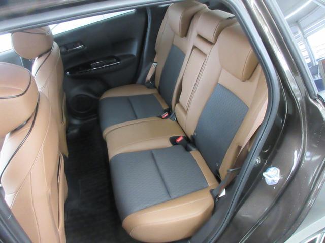 e:HEVリュクス 4WD ホンダセンシング ホンダコネクト フルLEDヘッドライト シートヒーター ステアリングヒーター アームレスト付センターコンソールボックス Qi規格ワイヤレス充電器 本革ブラウン内装(48枚目)