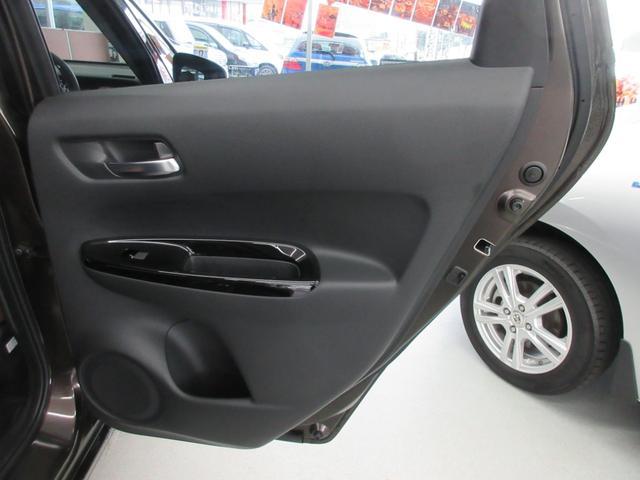 e:HEVリュクス 4WD ホンダセンシング ホンダコネクト フルLEDヘッドライト シートヒーター ステアリングヒーター アームレスト付センターコンソールボックス Qi規格ワイヤレス充電器 本革ブラウン内装(52枚目)
