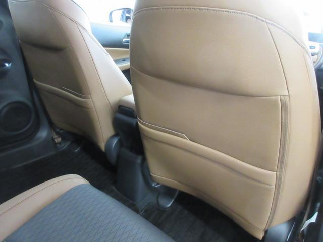 e:HEVリュクス 4WD ホンダセンシング ホンダコネクト フルLEDヘッドライト シートヒーター ステアリングヒーター アームレスト付センターコンソールボックス Qi規格ワイヤレス充電器 本革ブラウン内装(61枚目)