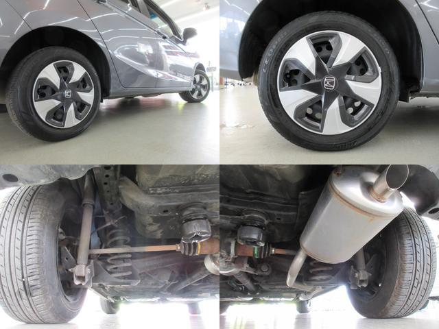 L ホンダセンシング 4WD Mナビ フルセグ DVD再生 ブルートゥース クルコン バックカメラ 衝突軽減 レーンキープ 追従クルーズコントロール ハーフレザーシート 寒冷地仕様 レーンキープ(17枚目)