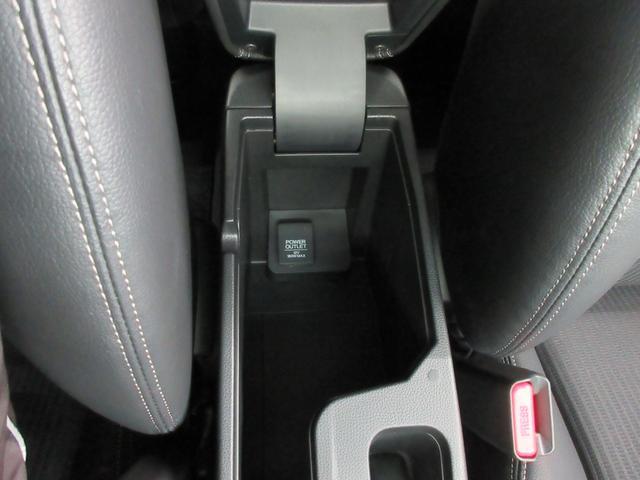 L ホンダセンシング 4WD Mナビ フルセグ DVD再生 ブルートゥース クルコン バックカメラ 衝突軽減 レーンキープ 追従クルーズコントロール ハーフレザーシート 寒冷地仕様 レーンキープ(55枚目)