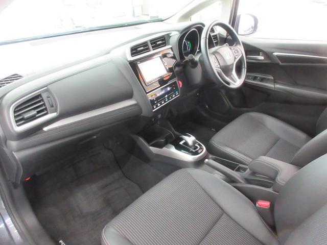 L ホンダセンシング 4WD Mナビ フルセグ DVD再生 ブルートゥース クルコン バックカメラ 衝突軽減 レーンキープ 追従クルーズコントロール ハーフレザーシート 寒冷地仕様 レーンキープ(65枚目)