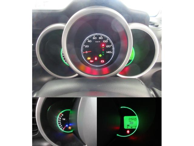 GターボLパッケージ 4WD ターボ 両側電動スライドドア 純正エンジンスターター ETC車載器 アイドリングストップ プラズマクラスター搭載オートエアコン 本革ステアリング クルーズコントロール パドルシフトMTモード(5枚目)