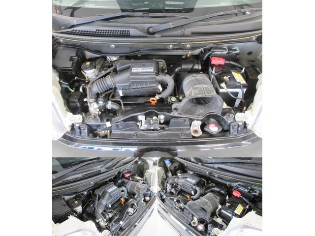 GターボLパッケージ 4WD ターボ 両側電動スライドドア 純正エンジンスターター ETC車載器 アイドリングストップ プラズマクラスター搭載オートエアコン 本革ステアリング クルーズコントロール パドルシフトMTモード(13枚目)
