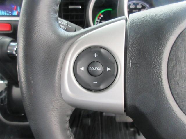 GターボLパッケージ 4WD ターボ 両側電動スライドドア 純正エンジンスターター ETC車載器 アイドリングストップ プラズマクラスター搭載オートエアコン 本革ステアリング クルーズコントロール パドルシフトMTモード(27枚目)