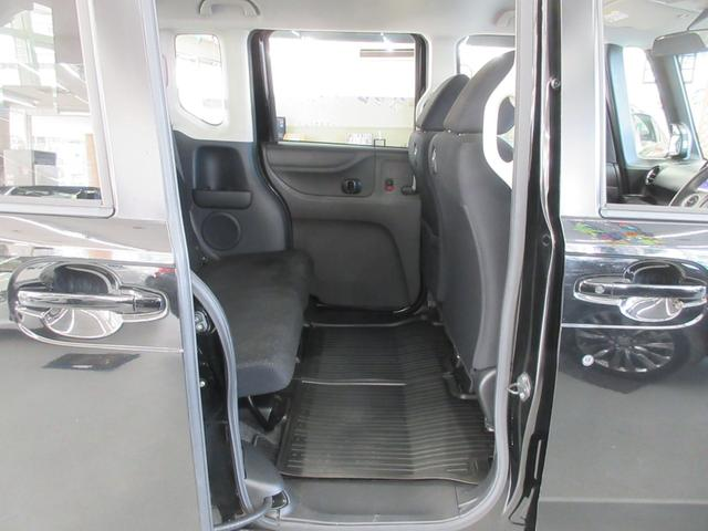 GターボLパッケージ 4WD ターボ 両側電動スライドドア 純正エンジンスターター ETC車載器 アイドリングストップ プラズマクラスター搭載オートエアコン 本革ステアリング クルーズコントロール パドルシフトMTモード(37枚目)