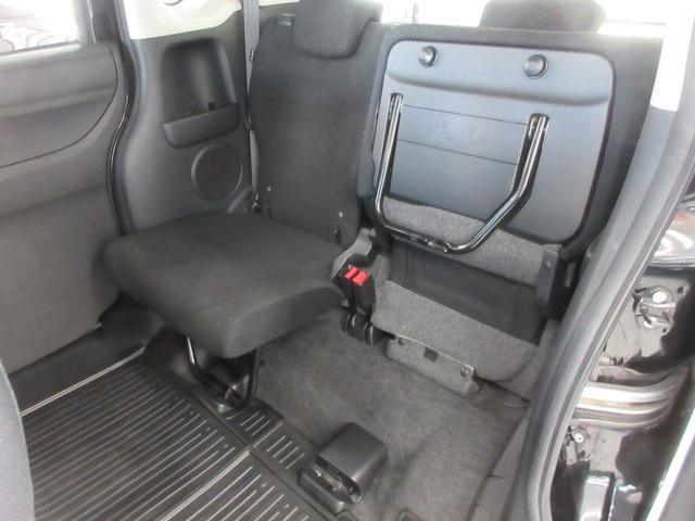 GターボLパッケージ 4WD ターボ 両側電動スライドドア 純正エンジンスターター ETC車載器 アイドリングストップ プラズマクラスター搭載オートエアコン 本革ステアリング クルーズコントロール パドルシフトMTモード(44枚目)