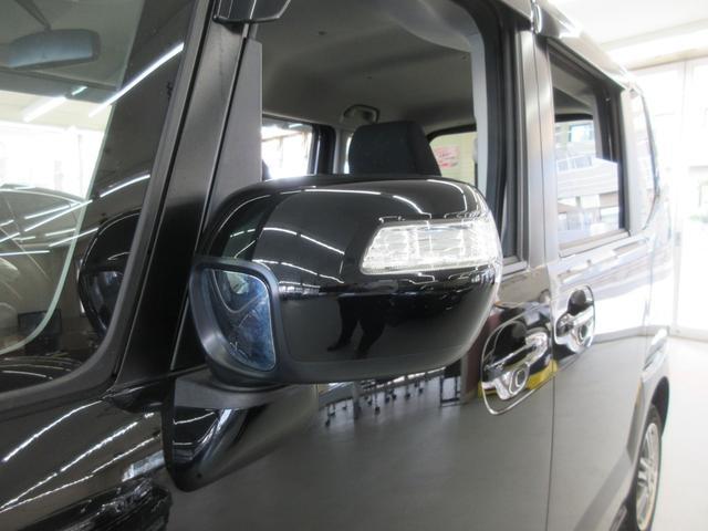 GターボLパッケージ 4WD ターボ 両側電動スライドドア 純正エンジンスターター ETC車載器 アイドリングストップ プラズマクラスター搭載オートエアコン 本革ステアリング クルーズコントロール パドルシフトMTモード(50枚目)