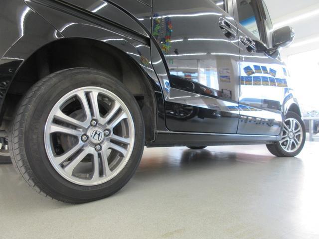 GターボLパッケージ 4WD ターボ 両側電動スライドドア 純正エンジンスターター ETC車載器 アイドリングストップ プラズマクラスター搭載オートエアコン 本革ステアリング クルーズコントロール パドルシフトMTモード(59枚目)