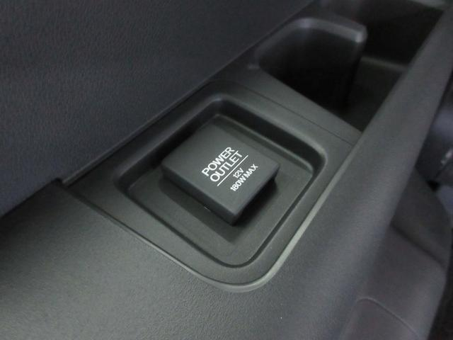 スパーダ ホンダセンシング 4WD 衝突軽減ブレーキ レーンキープ LEDヘットライト ETC 両側電動スライドドア(47枚目)