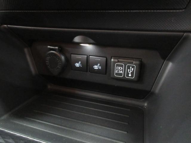 プレミアム 4WD 9インチナビ 寒冷地仕様 バックフォグ ドラレコ BSM プリクラッシュセーフティ シートヒーター(22枚目)