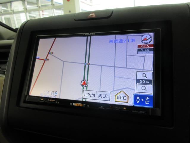 G 4WD ナビ バックカメラ CD 横滑り防止 シートヒーター アイドリングストップ 左パワスラ イモビライザー ETC フロントワイパー熱線(8枚目)