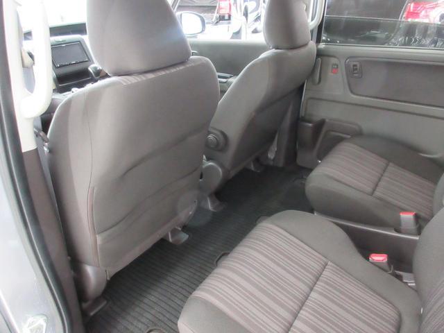 G 4WD ナビ バックカメラ CD 横滑り防止 シートヒーター アイドリングストップ 左パワスラ イモビライザー ETC フロントワイパー熱線(37枚目)