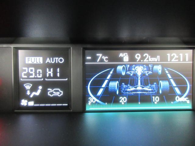 1.6STIスポーツアイサイト アドバンスドセーフティパッケージ 4WD 衝突軽減 レーンキープ BSM ナビ フルセグ バックカメラ サイドカメラ DVD再生可 Bluetooth クルコン シートヒーター LEDライト 寒冷地(30枚目)