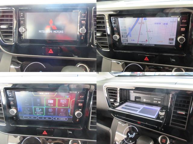 カスタムT セーフティプラスエディション 衝突軽減ブレーキ 横滑り防止 純正メモリーナビ ETC LEDライト スマートキー クルーズコントロール シートヒーター オートハイビーム 左右電動スライドドア フルセグTV(4枚目)