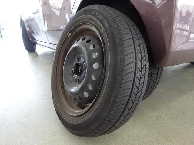 L SA 4WD 冬タイヤ付き 衝突軽減 メモリーナビ フルセグ DVD再生(40枚目)