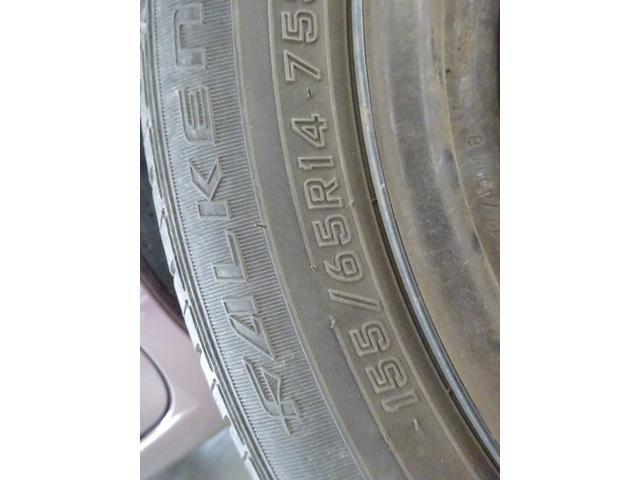 L SA 4WD 冬タイヤ付き 衝突軽減 メモリーナビ フルセグ DVD再生(41枚目)