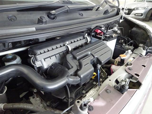 L SA 4WD 冬タイヤ付き 衝突軽減 メモリーナビ フルセグ DVD再生(46枚目)
