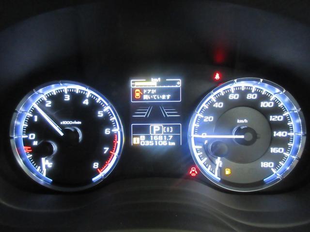 1.6GTアイサイト 衝突軽減ブレーキ 横滑り防止 純正Mナビ バックカメラ ETC スマートキー LEDライト クルーズコントロール オートライト ヘッドライトウォッシャー ドラレコ アイドリングストップ(12枚目)